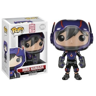 Disney's Big Hero 6 Funko POP Vinyl Figure: Hiro Hamada - multi