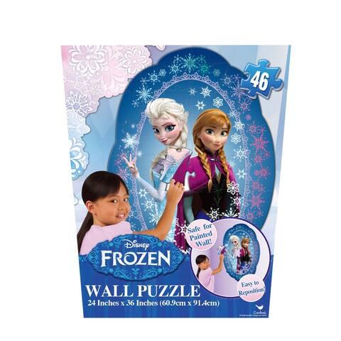 Frozen Wall Puzzle (46-Piece) - 46 Piece