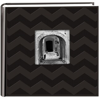 "Pioneer 2-Up Embossed Photo Album 4""X6"""