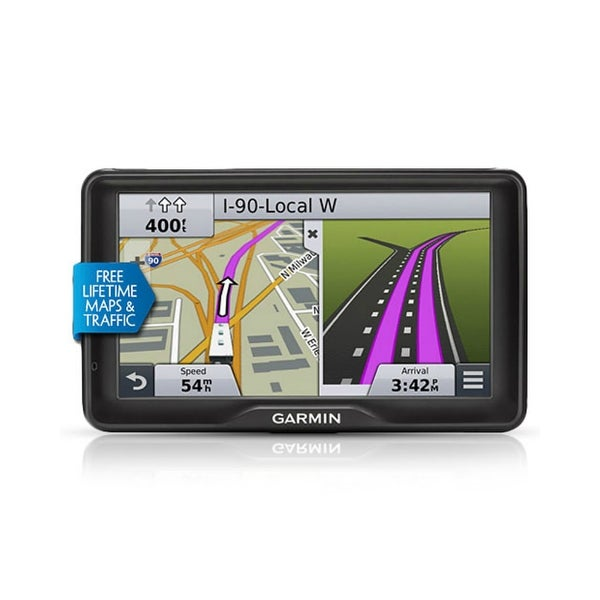 shop garmin rv 760lmt gps vehicle navigation system w. Black Bedroom Furniture Sets. Home Design Ideas