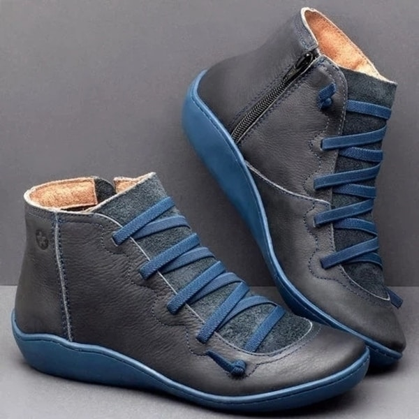 Blue Boots Online at Overstock