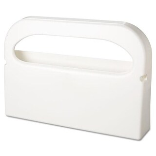 Toilet Seat Cover Dispenser, Half-Fold, Plastic,