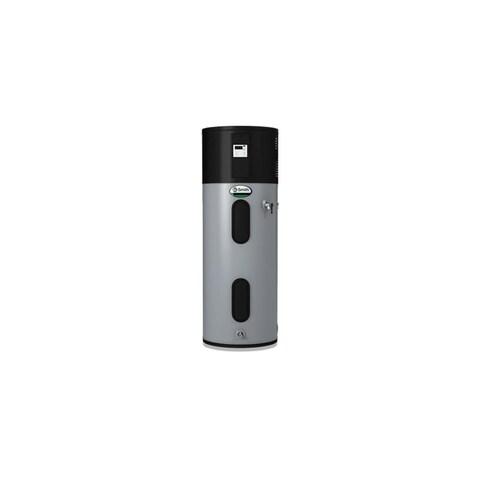 AO Smith AHPTU66N202172000 66 Gallon 4.5 Kilowatt Whole House Electric Heat Pump - grey - N/A