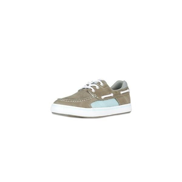 Xtratuf Women's Finatic II Deck Grey Shoes w/ Non-Marking Outsole - Size 6
