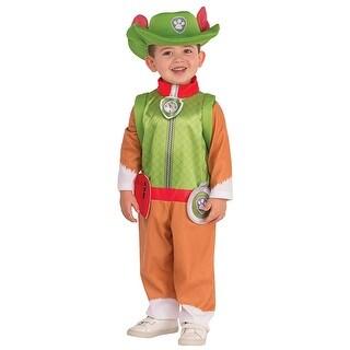 Paw Patrol Tracker Child Costume