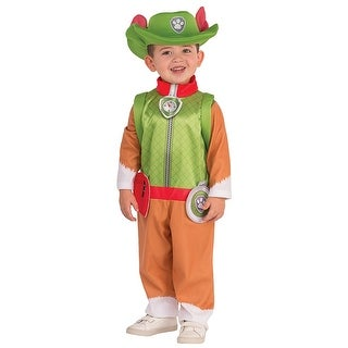 Paw Patrol Tracker Child Costume (3 options available)