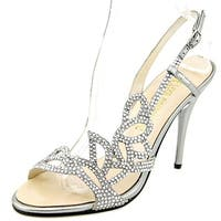 E! Live From The Red Carpet Yanni Leather Sandals - 10