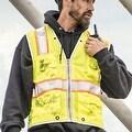 Brilliant Series Heavy Duty Class 2 Visibility Vest - Thumbnail 0