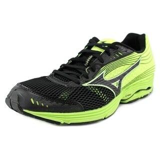 Mizuno Wave Sayonara 3 Men Round Toe Synthetic Black Running Shoe