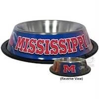 Ole Miss Rebels Dog Bowl