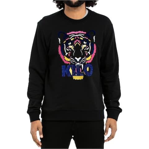 Hudson Mens Tiger Kilo Pullover Sweater