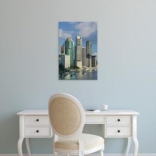 Easy Art Prints Charles Gurche's 'New Zealand I' Premium Canvas Art