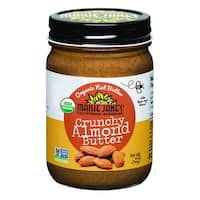 Maisie Jane's Almond Butter Crunchy - Case of 12 - 12 oz.