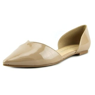 Chinese Laundry Ely 010 Women Pointed Toe Synthetic Flats