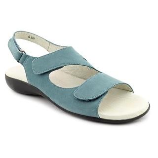 Propet Lilly Women Open-Toe Leather Slingback Sandal