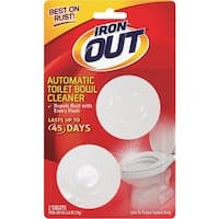 Iron Out Auto Toilet Bowl Cleaner