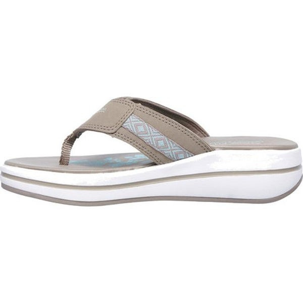 Shop Skechers Women's Relaxed Fit Upgrades Marina Bay Thong