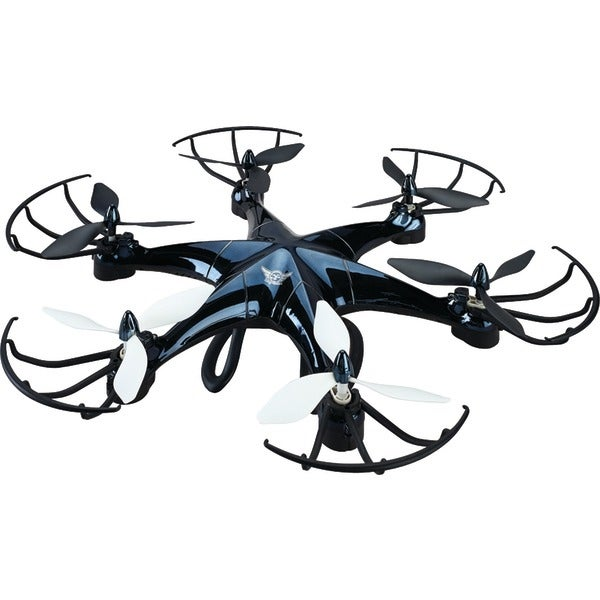 Gpx Drw676B 6-Prop Drone With Wi-Fi Camera