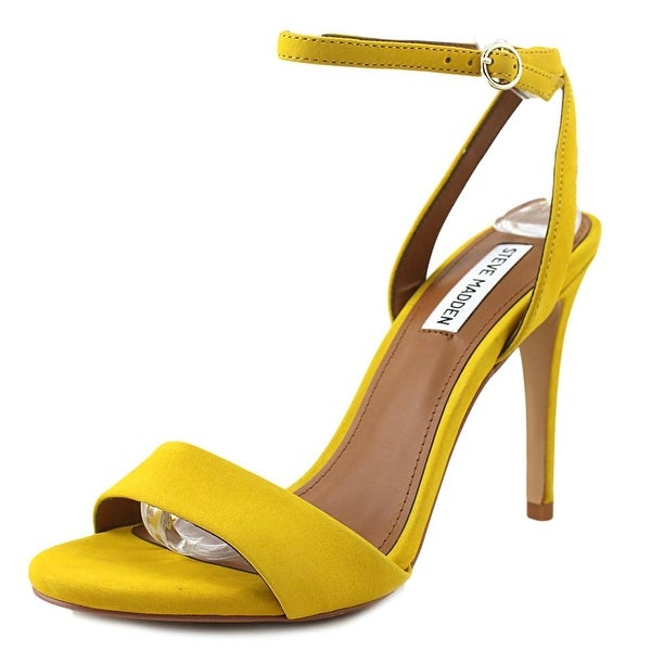 876f6fd883d9 Shop Steve Madden Reno Yellow Sandals - Free Shipping Today ...