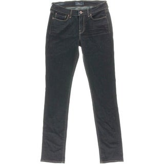Lucky Brand Womens Denim Stretch Straight Leg Jeans - 27
