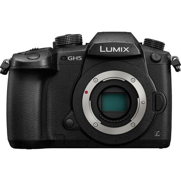 Panasonic Lumix DC-GH5 Mirrorless Micro Four Thirds Digital Camera (Body Only) (Intl Model)
