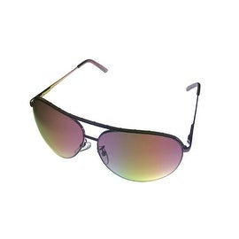 Esprit Sunglass ET19359 577 Purple Metal Aviator, Violet Gradient Lens
