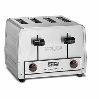 Waring - WCT805B - 4 Slot 208V Heavy Duty Toaster