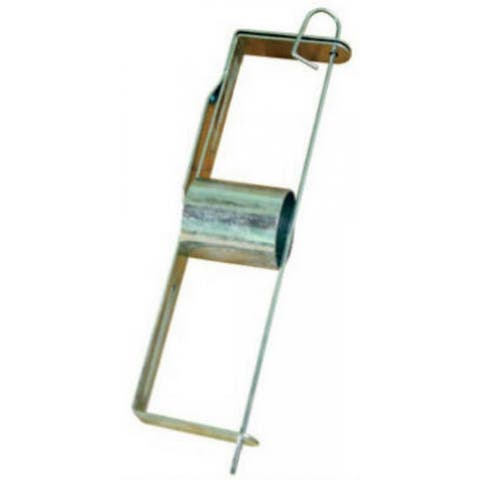 Goldblatt G05221 Drywall Tape Holder, Steel