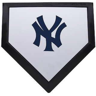 New York Yankees MLB Baseball Schutt Mini Home Plate
