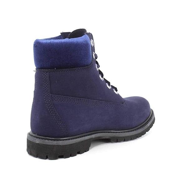 Shop Timberland Womens Velvet Accent Premium Waterproof Boot