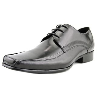 Kenneth Cole NY Laser Show Round Toe Leather Oxford
