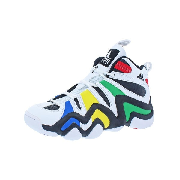 ac83d49640e1 Shop Adidas Mens Crazy 8 Basketball Shoes Torsion System Non-Marking ...