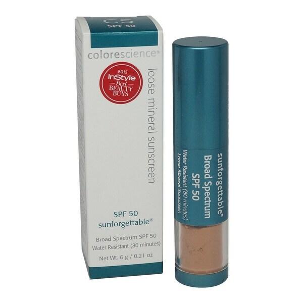 Colorescience Sunforgettable Brush On Sunscreen Spf 50 - Tan