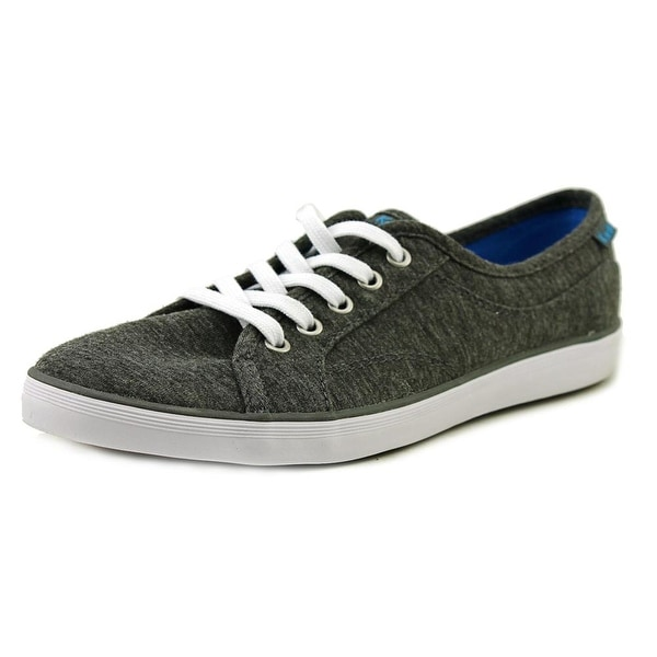 Keds Coursa Women  Round Toe Canvas Gray Sneakers