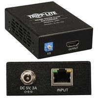 Tripp Lite Hdmi Over Cat5 / Cat6 Extender, Extended Range Receiver For Video And Audio 1920X1200 1080P At 60Hz(B126-1A0)