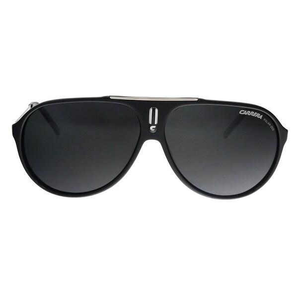 6426eb04882 Shop Carrera HOT S 0CSA Black Palladium Aviator Sunglasses - no size ...