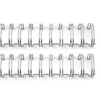 "Silver - Cinch Wires .625"" 2/Pkg"