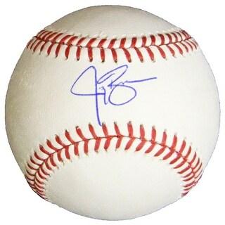 Jay Bruce Signed Rawlings Official MLB Baseball