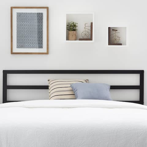 Brookside Liv Double PanelMetal Headboard