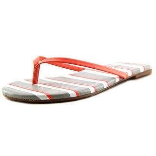 Splendid Madrid Open Toe Synthetic Flip Flop Sandal