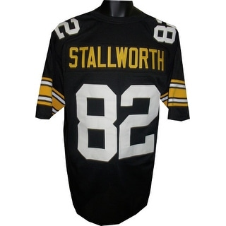 5a25b17a9 Shop John Stallworth unsigned Black TB Custom Stitched Pro Style Football  Jersey XL - Free Shipping Today - Overstock.com - 19872619