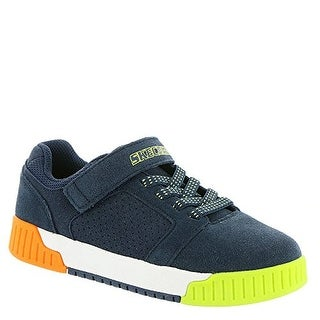 Skechers Adapters 93741L Boys' Toddler-Youth Oxford 2 M US Little Kid Navy