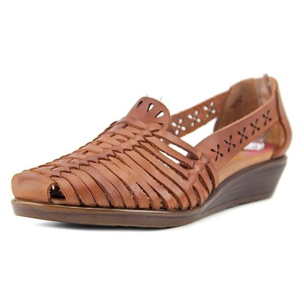Comfortiva Fairfax Women Brown Sandals