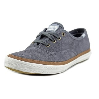 Keds CH 70s Round Toe Synthetic Sneakers