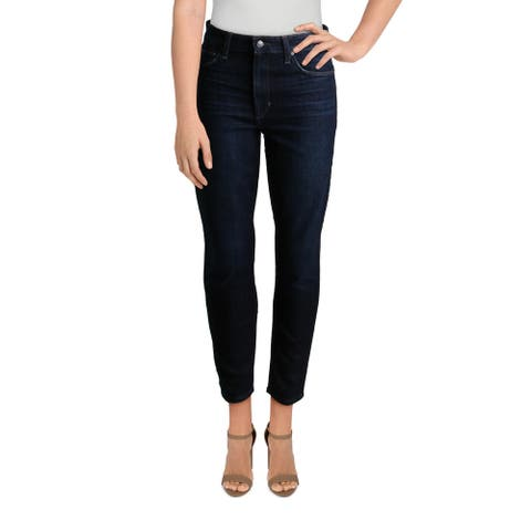 Joe's Jeans Womens Skinny Jeans High Rise Ankle - Lauren
