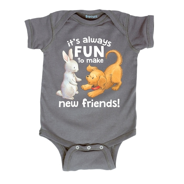 Biscuit New Friends Infant One Piece