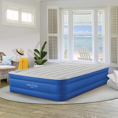 Nautica Home Plush Aire Inflatable Air Mattress