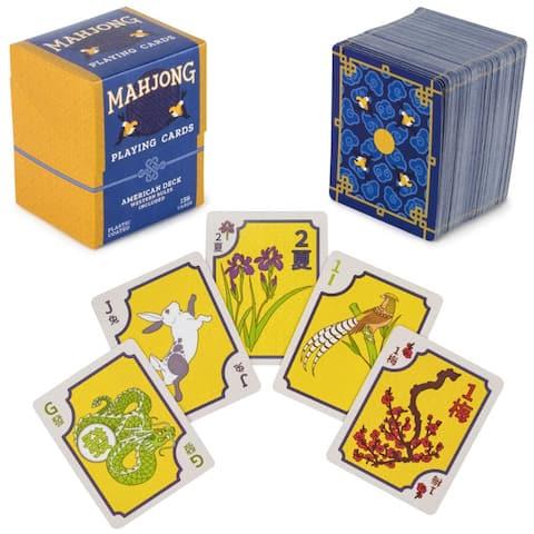 "American Mahjong Playing Cards - 2.75"" x 2.25"""