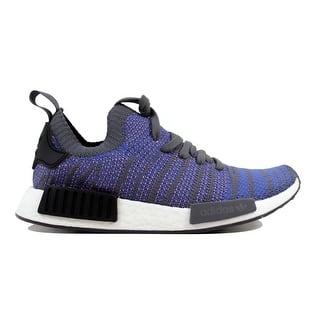 8613d1a0337a Adidas Men s NMD R1 STLT PK Hi Res Blue Black-Coral CQ2388