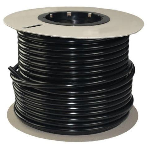 Abbott Rubber T17005001/RPBEB Polyethylene Tubing, 40', Black